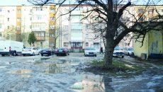 Terenul tranzacționat cu scandal în Brazda lui Novac este folosit acum ca parcare ()