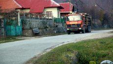 Lemnul confiscat a fost predat ocoalelor silvice