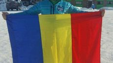 Tibi Ușeriu a câștigat, din nou, ultramaratonul de la Cercul Polar (foto: Facebook Tibi Ușeriu)