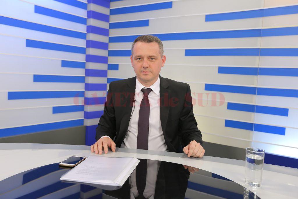 Catalin Mohora inspector-sef ITM Dolj1