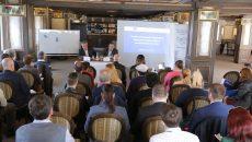 La eveniment au fost prezenți foarte mulți potențiali beneficiari de fonduri pe POPAM
