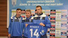 Screciu și Mulțescu l-au prezentat pe Filip Jazvic
