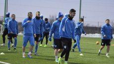 Andrei Ivan şi colegii săi pregătesc meciul cu Astra într-o atmosferă destinsă (Foto: Alexandru Vîrtosu)