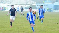 Alb-albaştrii nu au voie să piardă cu Mediaş dacă vor în play-off (Foto: Alexandru Vîrtosu)