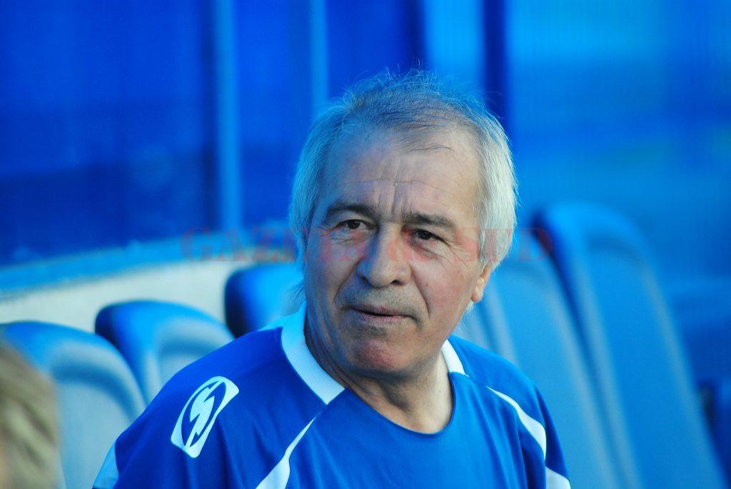 """""""Negoro"""" apreciază Gaz Metan Mediaş, dar nu concepe decât o victorie a Craiovei în partida de duminică ()"""