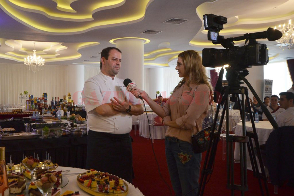 Bucătăria românească merită promovată.