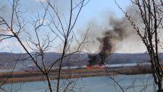 Foc pe olt 2
