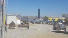 Noua centrală termica ar fi trebuit să fie finalizată la începutul lunii februarie