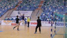 Handbaliștii din Bănie se pregătesc pentru un duel dificil cu liderul seriei, Minaur Baia Mare ()Foto: Lucian Anghel