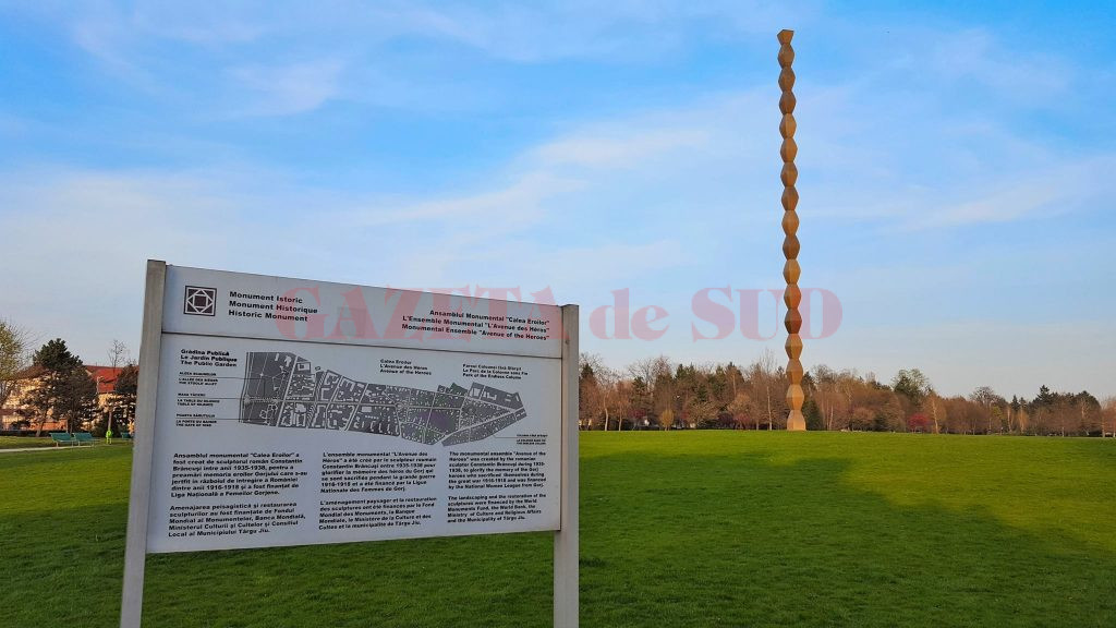 coloana monument