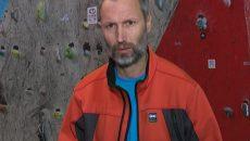 Pentru Cristian Gună, alpinismul este o boală veche de peste 20 de ani (Foto: captura video)