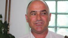 Dumitru Leuştean, primarul din Novaci