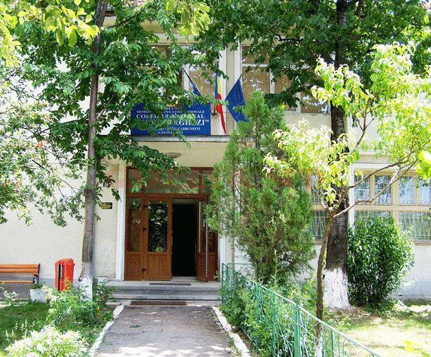 """Colegiul Naţional """"Tudor Arghezi"""" din Târgu Cărbuneşti"""