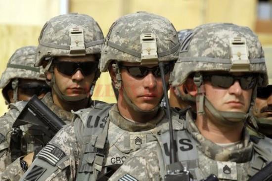 militari-americani