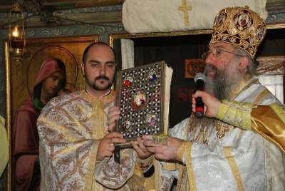 Vasile Pântea spune că preoţia a fost prima dragoste
