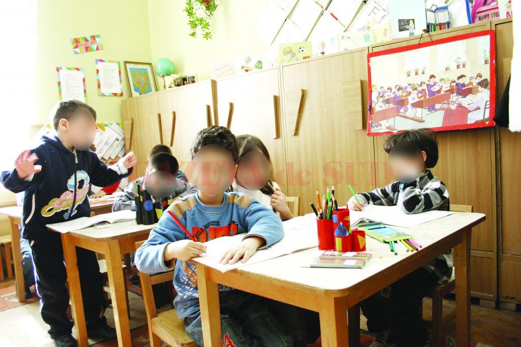 Doi copii din Dolj au fost diagnosticați cu scarlatină (Foto: Arhiva GdS)