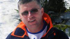 Sabin Cornoiu, şeful Salvamont Gorj