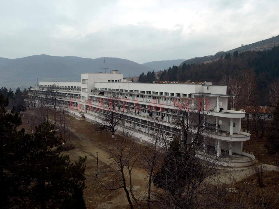 sanatoriul tbc