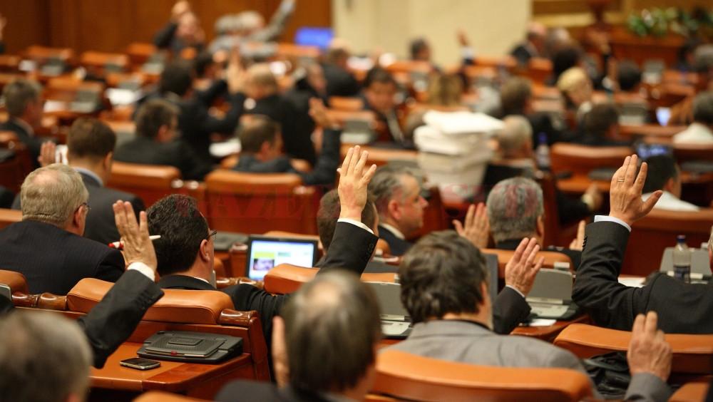 senat vot
