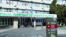Spitalul Județean de Urgență Slatina a folosit produse Hexi Pharma