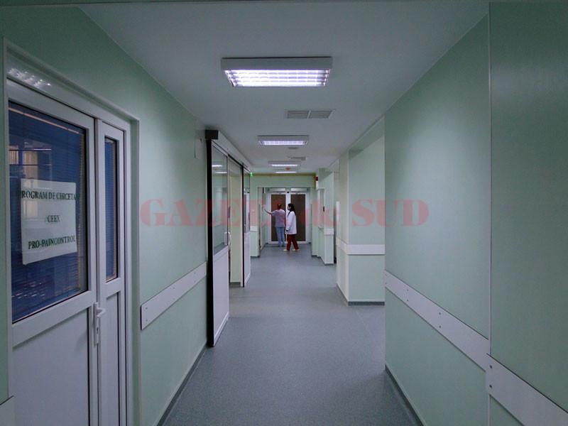 Spitalul Judeţean de Urgenţă din Târgu Jiu, scena unor evenimente care fac obiectul unei anchete interne