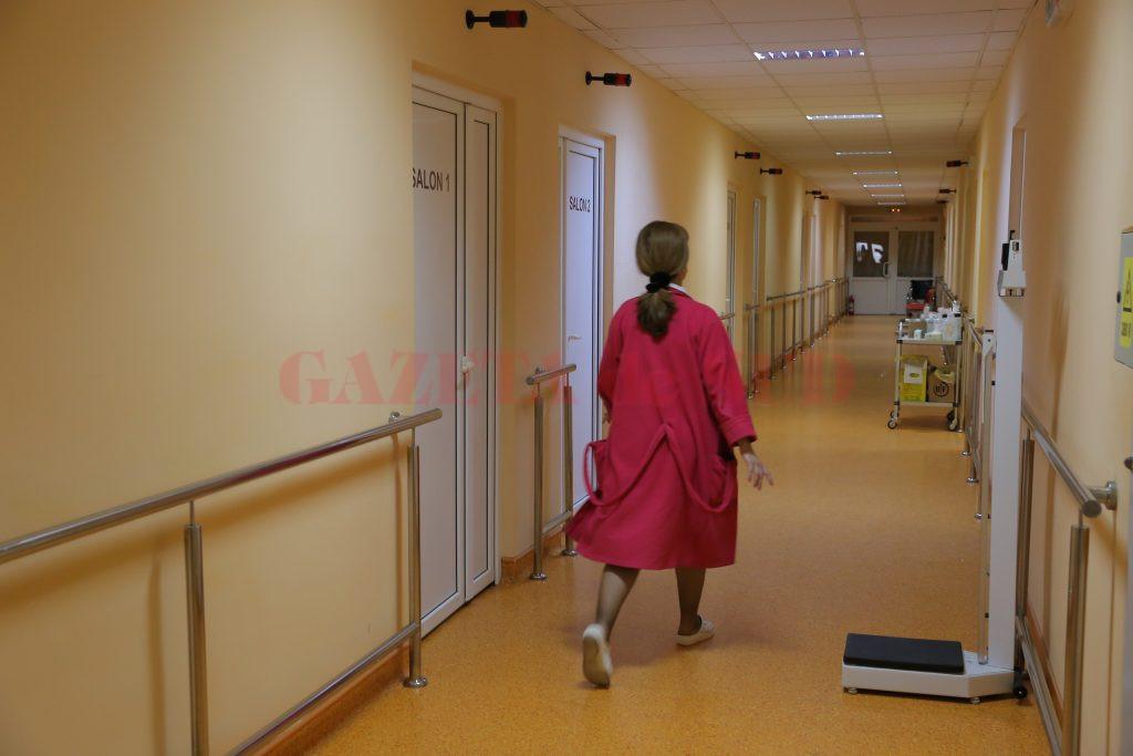 Compartimentul de Terapie Intensivă al Spitalului de Boli Infecțioase din Craiova s-a redeschis de pe 20 februarie