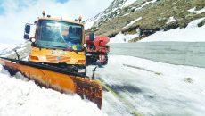 Drumarii au inspectat Transalpina