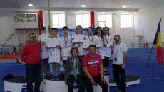 Micii atleţi craiovenii au obținut două medalii de aur în proba de ștafetă