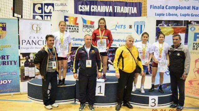 Ştefania Priceputu a cucerit un nou titlu de campioană naţională