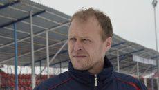 Antrenorul Victor Naicu a mărturisit că jucătorii săi sunt neplătiţi de trei luni şi jumătate (Foto: Alexandru Vîrtosu)
