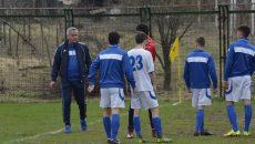 Antrenorul Ovidiu Turcu s-a împăcat cu greu cu remiza înregistrată la Vâlcea (Foto: Alexandru Vîrtosu)