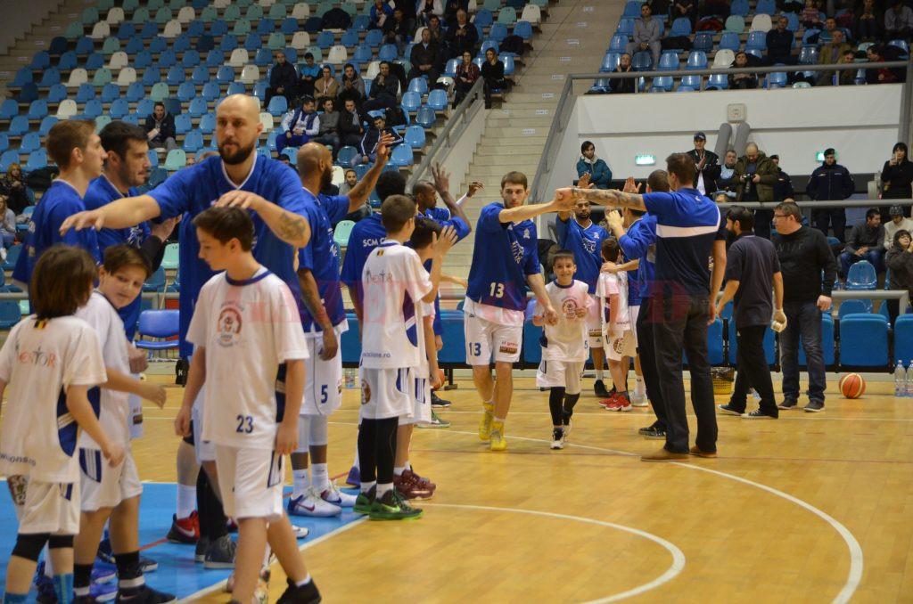 Jucătorii craioveni se află în fața celui mai important meci al sezonului
