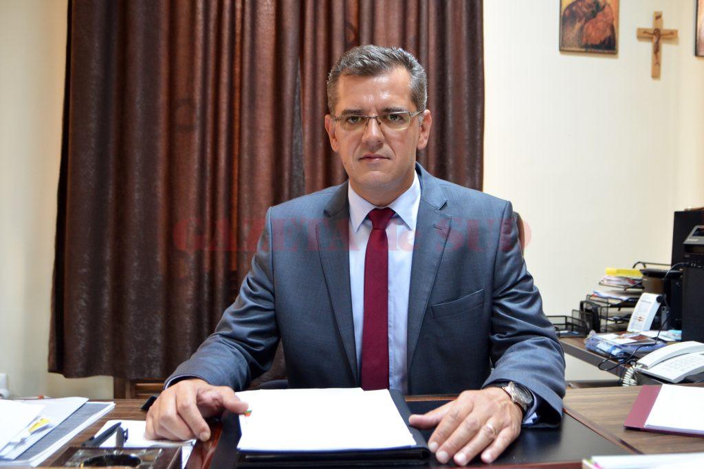 Florin Stancu, directorul DGASPC Dolj