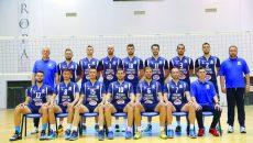 Voleibaliştii de la SCM-U Craiova, campionii României, ocupă locul trei. Oltenii sunt la patru puncte în spatele liderului, ACSVM Zalău