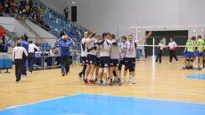 Voleibaliștii craioveni au câștigat medalii de argint