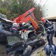 O întreagă familie și antrenorul de tenis de masă Mihai Bobocică și-au pierdut viața în urma accidentului produs luni după-amiază pe DN 65, în zona Pădurii Sarului