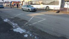 La locul accidentului au fost montate limitatoare de viteză