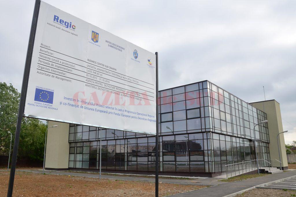 Centrul de dezvoltare tehnologică şi excelenţă în afaceri