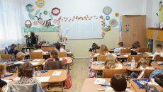 """Evaluarea pentru elevii de clasa a II-a nu s-a organizat la una din grupele Colegiului """"Frații Buzești"""" din Craiova, pe motiv că părinții au refuzat testarea copiilor (Foto: Arhiva GdS)"""