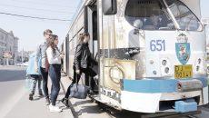 Din  fondurile UE pe POR , Primăria Craiova ar putea cumpăra tramvaie noi