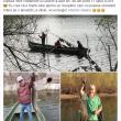 Postarea făcută de Liviu Dragnea pe contul său de Facebook, după o partidă de pescuit alături de Sorin Grindeanu