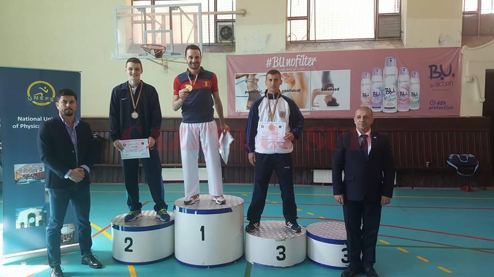Gabriel Iordache s-a clasat pe locul doi