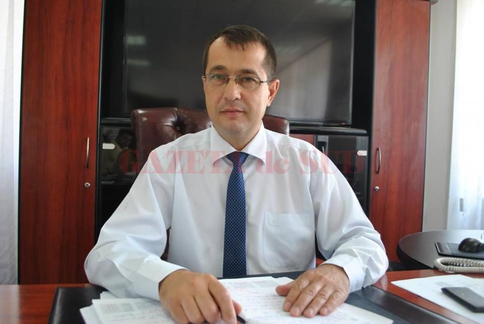 Gigel Jianu, primarul din Motru