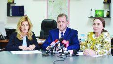 Reprezentanții Inspectoratului Școlar Județean Dolj au anunțat că școlile cu promovabilitate sub 20% la simularea examenelor naționale vor intra în monitorizare (Foto: Bogdan Grosu)