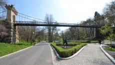 În prag de recepție, administrația locală a luat hotărârea ca Podul suspendat să fie închis publicului (Bogdan Grosu)