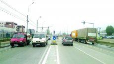strada henry ford circulatie pe doua benzi1