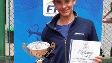 Alexandru Mihai Coman a câștigat selecția națională