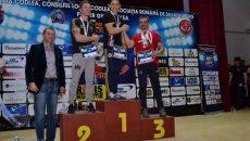 Marius Licuţ a urcat de trei ori pe cea mai înaltă treaptă a podiumului