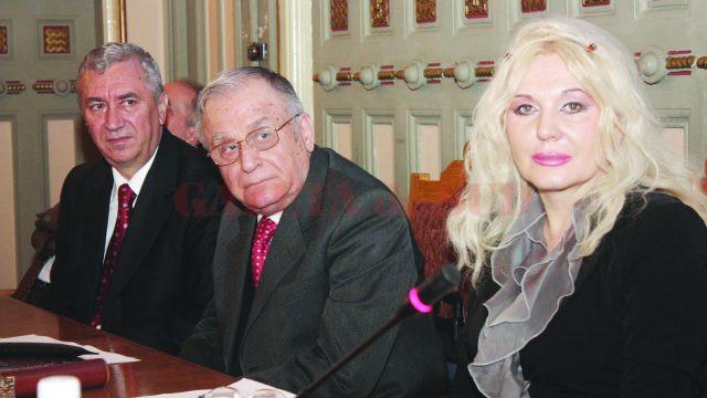 Cristiana Sîrbu este o persoană cunoscută în mediul politic și nu numai