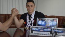 Marius Licuţ a obţinut trei medalii de aur la Codlea